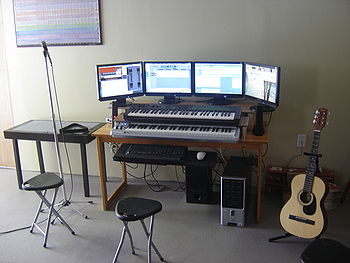 Strange Example Of Building A Recording Studio Cdot Wiki Largest Home Design Picture Inspirations Pitcheantrous